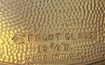 Envie d'un objet tendance et rare pour votre intérieur ? Projecteur industriel General Electric de 1929