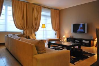 Splendide appartement meublé à Louer AV LOUISE / QUARTIER CHATELAIN