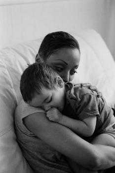Photographe professionnel - Séances portrait d'enfants à domicile