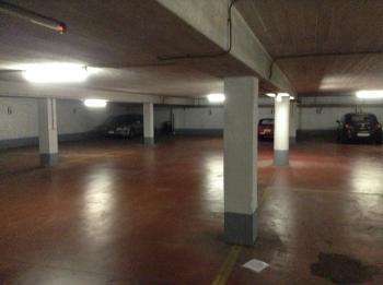 Places de parking à louer Blvd de la Cambre (proximité ULB)