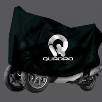 LE QUADRO QV3 Black street Edition