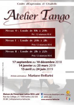 Atelier tango