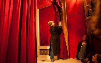 Atelier théâtre - Musée des enfants