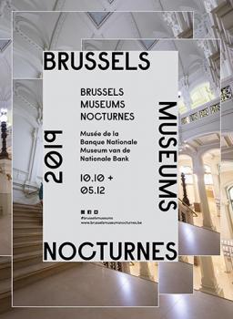 Brussels Museums Nocturnes : le musée en mode zen !