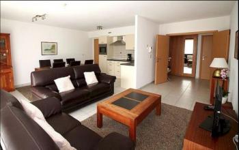 Appartement meublé dans immeuble standing à Auderghem et à 10mn du quartier Européen