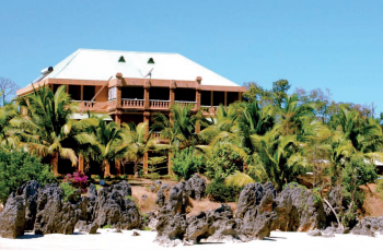 Lodge à Madagascar au bout du monde, grand luxe !