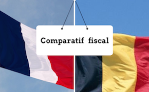 Comparatif fiscal France Belgique