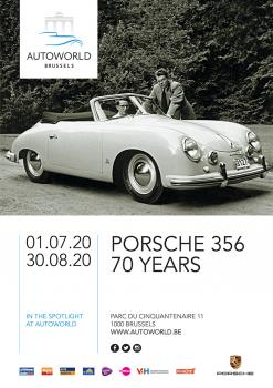 Exposition : 70 Years Porsche 356 ... in the spotlight