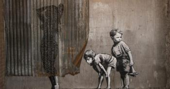 The World of Banksy, à l'espace Lafayette Drouot