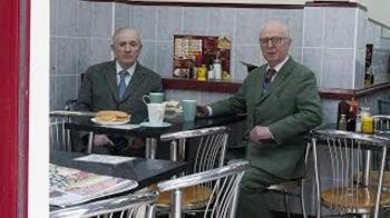 Exposition : Gilbert & George. There Were Two Young Men, April 1971