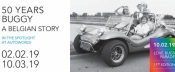 50 YEARS BUGGY, A BELGIAN STORY : VW Love Bugs