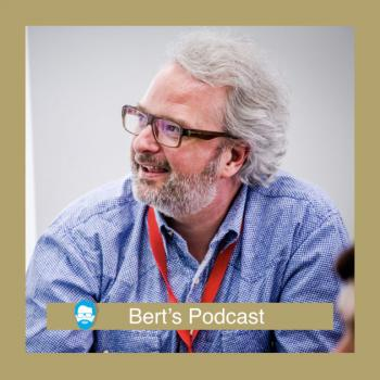 Podcast culture entrepreneuriale belge : Bert's Podcat