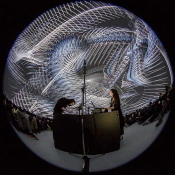 The Dome Discovery, installation audiovisuelle à 360°