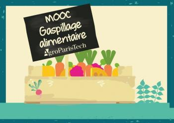 MOOC :  Gaspillage Alimentaire