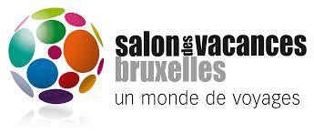 """Résultat de recherche d'images pour """"salon des vacances de bruxelles logo"""""""