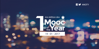 Cérémonie : Mooc of the Year