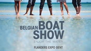 French connect le salon du nautisme belge belgian boat for Salon nautisme