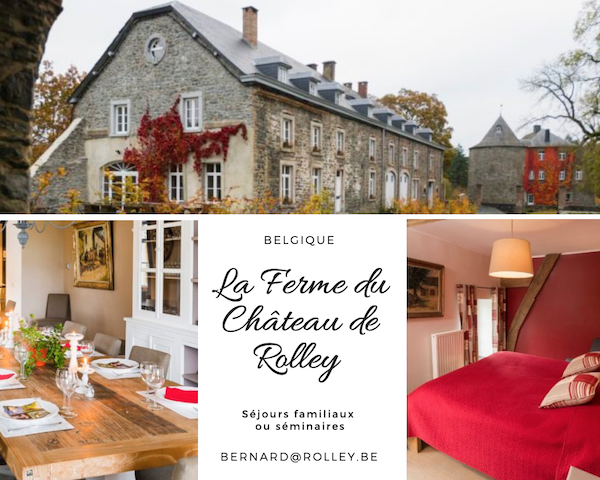 Team Building : La Ferme du Château de Rolley