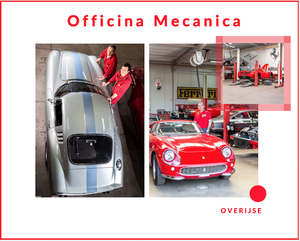 Voitures de collection : Officina Meccanica