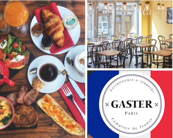 Brunch : Epicerie restaurant Gaster
