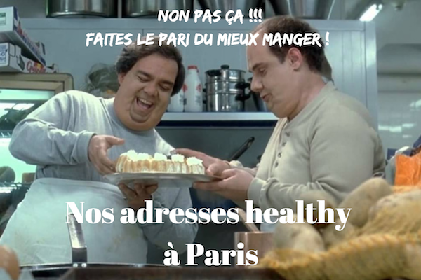 Nos 10 spots healthy de Paris